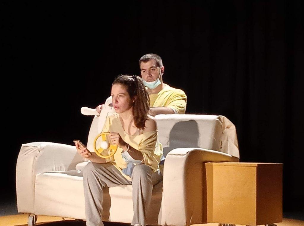פסטיבל תיאטרון קצר אין כמו אמא
